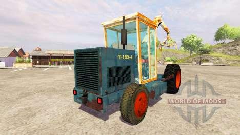 Fortschritt T159 v4.0 para Farming Simulator 2013