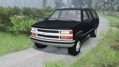 Chevrolet Suburban GMT400 [03.03.16]