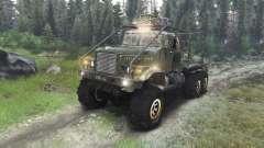 KrAZ-255 camión [03.03.16]