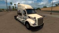 Peterbilt 579 Braveheart Truck Skin