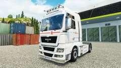 Klaus Bosselmann skin for MAN truck