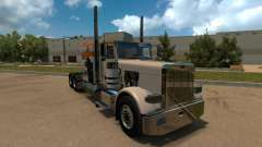 T-D-S Alien vs Predator Skin for Peterbilt 389