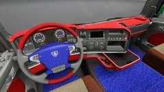 Interior de Scania Leda