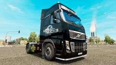 El Mundo de los Camiones de la piel para camione