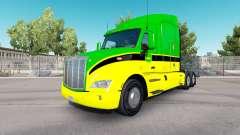 La piel de John Deere tractores Peterbilt y Kenw
