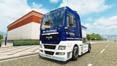 Carstensen piel para HOMBRE camión v2.0