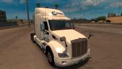 Celadon de Camiones скин для Peterbilt 579