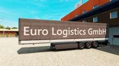 El Semi-Remolque Euro Logistics GmbH