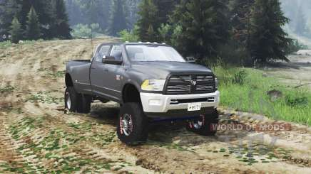 Dodge Ram 5500 dually 2012 [03.03.16] para Spin Tires