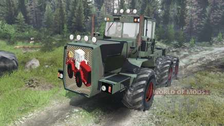 K-710 kirovec 6x6 [03.03.16] para Spin Tires