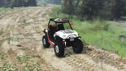 Polaris RZR XP 1000 Turbo [03.03.16] para Spin Tires