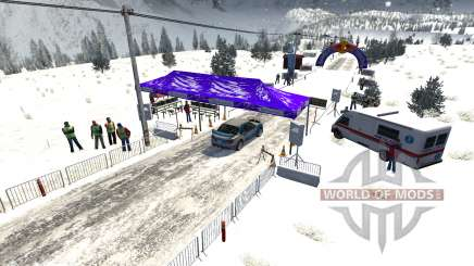 Alpine Rally para BeamNG Drive