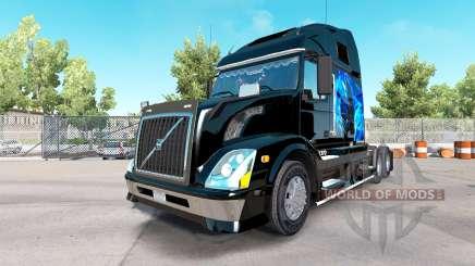 Volvo VNL 670 v1.1 para American Truck Simulator