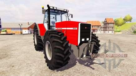Massey Ferguson 8140 v2.0 para Farming Simulator 2013