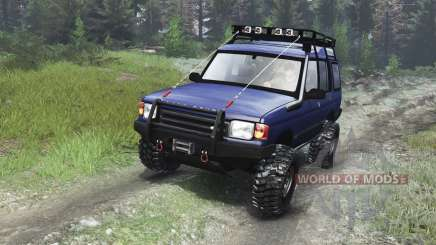 Land Rover Discovery 1998 [03.03.16] para Spin Tires