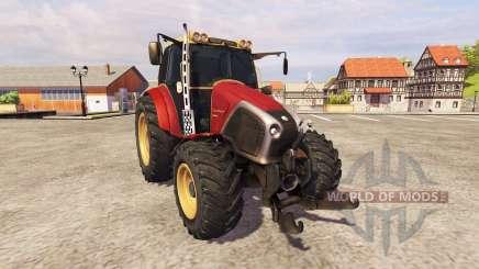 Lindner Geotrac 94 [red edition] para Farming Simulator 2013