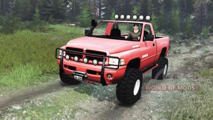 Dodge Ram 1500 [03.03.16] para Spin Tires