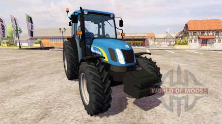 New Holland T4050 FL v2.0 para Farming Simulator 2013
