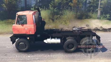 Tatra 815 S3 para Spin Tires