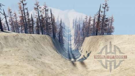 Nevada esquí para Spin Tires