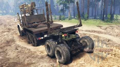 ZIL-131 para Spin Tires