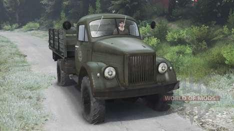 GAZ-63 [03.03.16] para Spin Tires