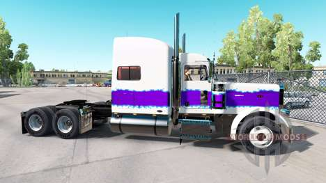 La Perla de la piel para el camión Peterbilt 389 para American Truck Simulator
