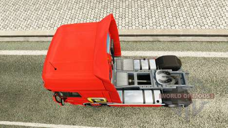 Palfinger piel para DAF camión para Euro Truck Simulator 2