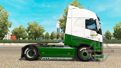 Marti piel para camiones Volvo para Euro Truck Simulator 2