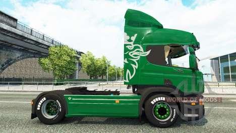 Scania P340 para Euro Truck Simulator 2