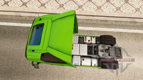 EAcres de la piel para camiones Volvo para Euro Truck Simulator 2