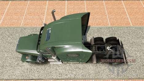 Freightliner Classic 120 v1.0 para Euro Truck Simulator 2