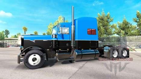 La piel Caliente de la Carretera sobre un tracto para American Truck Simulator