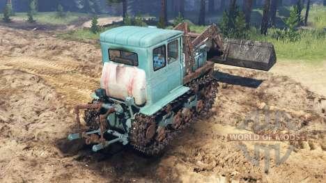 T-74 v1.7 [03.03.16] para Spin Tires
