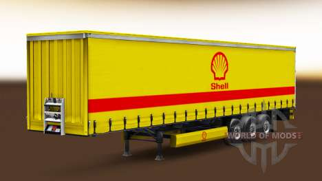 Pieles de empresas reales para semi-remolques para Euro Truck Simulator 2
