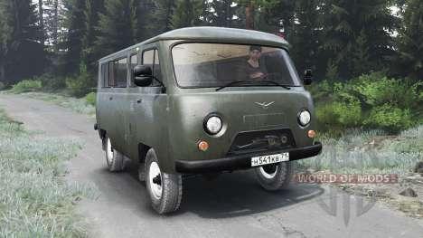UAZ-2206 [03.03.16] para Spin Tires
