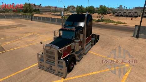HDR FIX V1.4 para American Truck Simulator