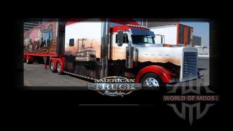 Nuevas pantallas de carga para American Truck Simulator