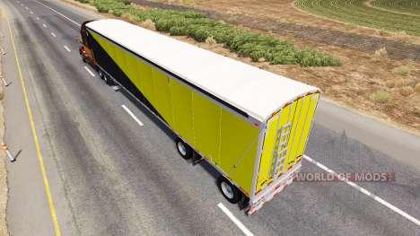 El Wilkens Caminar Piso Semi-Remolque para American Truck Simulator