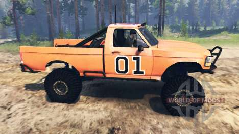 Ford F-150 Pre-Runner [03.03.16] para Spin Tires