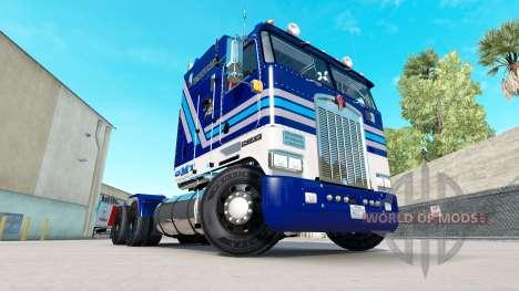 Los Vinos de California de la piel para Kenworth para American Truck Simulator