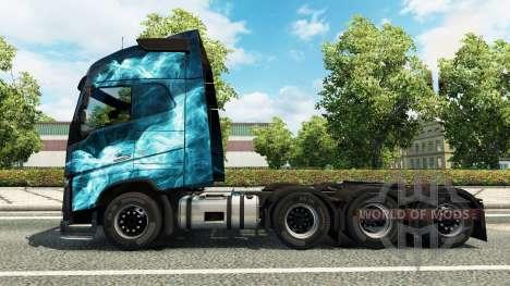 Volvo FH16 8x4 para Euro Truck Simulator 2