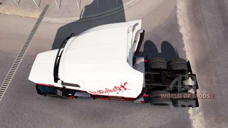 La piel de Peterbilt camión Peterbilt para American Truck Simulator