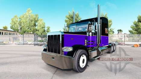 La piel Picada 93 para el camión Peterbilt 389 para American Truck Simulator