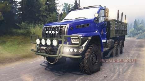 Ural Siguiente v2.1 para Spin Tires