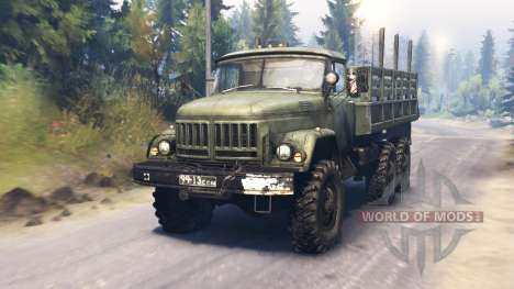 ZIL-131 para Spin Tires