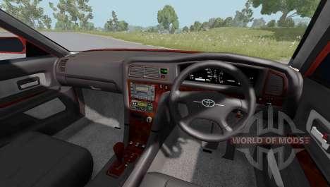 Toyota Chaser Tourer V para BeamNG Drive