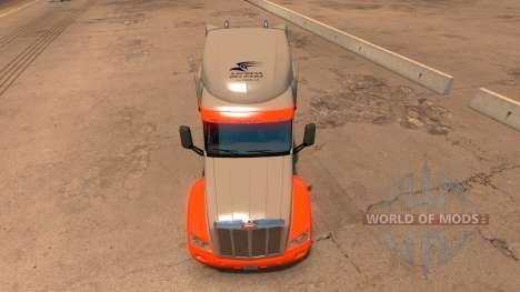 LA Express Delivery Skins para American Truck Simulator
