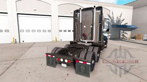 La piel de Mundos Mejores en un Kenworth tractor para American Truck Simulator
