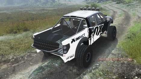 Ford Raptor Pre-Runner [03.03.16] para Spin Tires